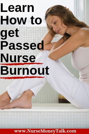 Tips and advice on dealing with stress in your nursing career to avoid nurse burnout.