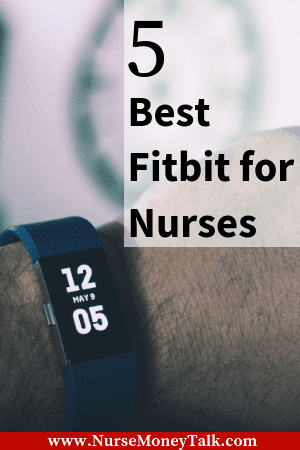 Find out what the best fitness tracker for nurses are.