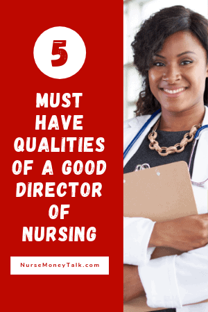 picture of a director of nursing