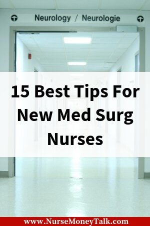 A med surg floor.