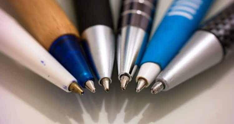 picture of nurse pens