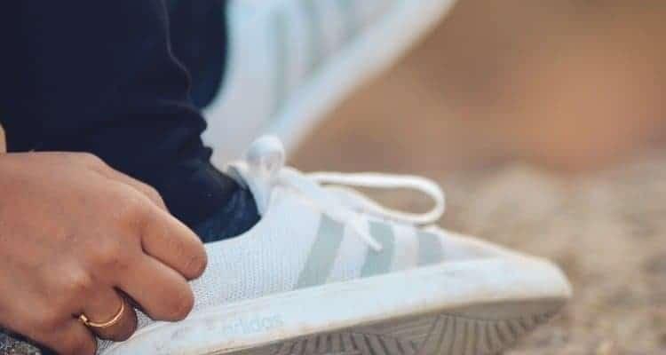adidas running shoe
