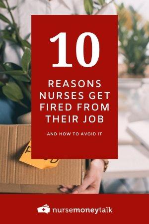 a nurse packing up their belongings