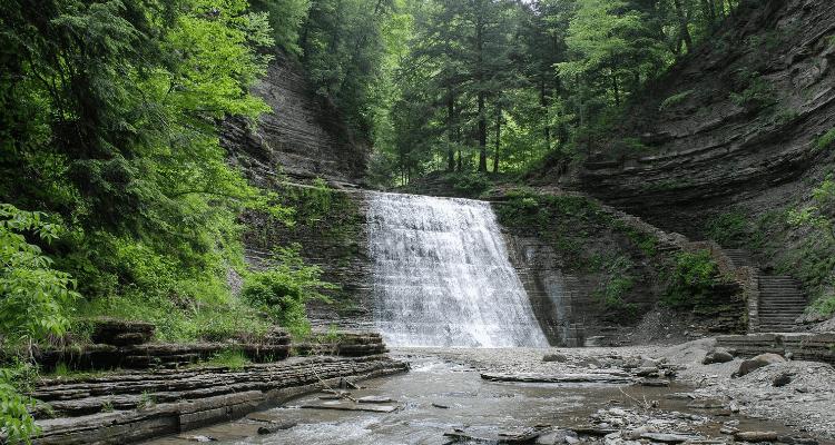 Stony Brook, New York State Park