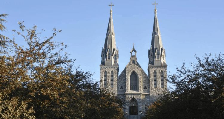 St. Thomas of Villanova Church in Villanova, Pennsylvania