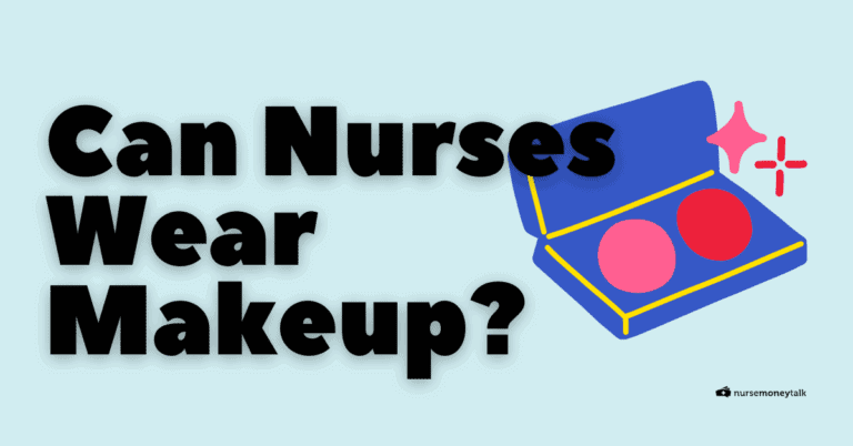 Can Nurses Wear Makeup?