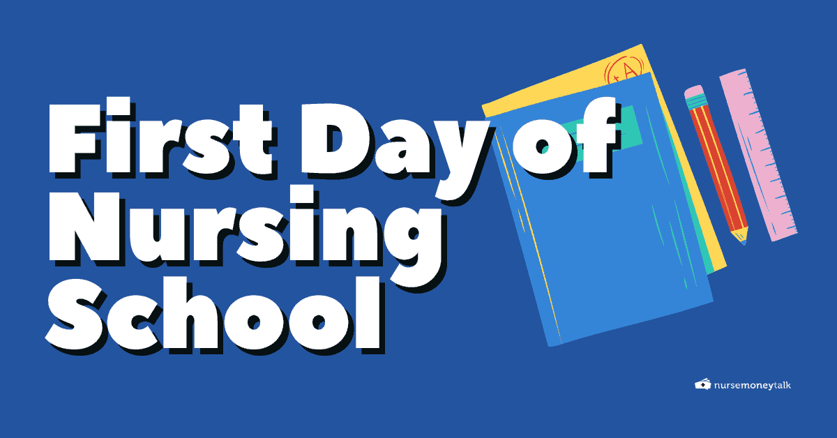 first day of nursing school featured image