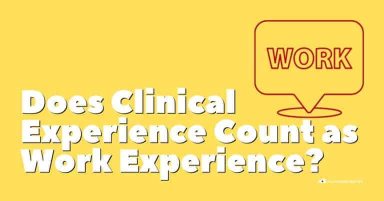 Does Your Clinical in Nursing School Count as Work Experience?