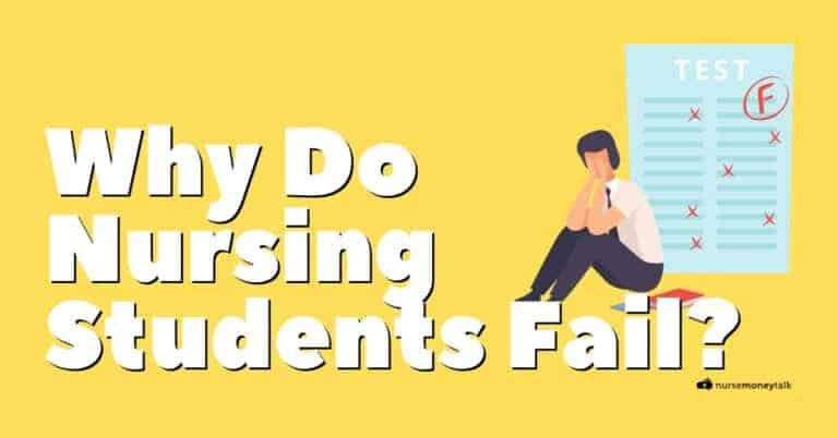 Why Do Students Fail Out of Their Nursing Program?