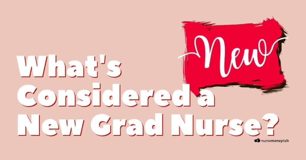 featured image what's a new grad nurse
